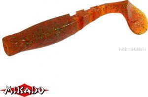 """Виброхвост Mikado Fishunter 2 """"съедобная резина"""" 7.5 см. /цвет:  329  уп.=5 шт."""