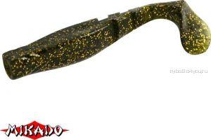 """Виброхвост Mikado Fishunter 2 """"съедобная резина"""" 7.5 см. /цвет:  331  уп.=5 шт."""
