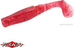 """Виброхвост Mikado Fishunter 2 """"съедобная резина"""" 7.5 см. /цвет:  334  уп.=5 шт."""