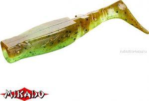 """Виброхвост Mikado Fishunter 2 """"съедобная резина"""" 7.5 см. /цвет:  347  уп.=5 шт."""