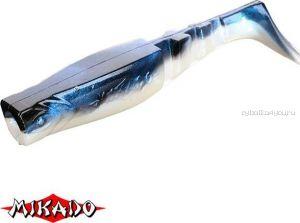 """Виброхвост Mikado Fishunter 2 """"съедобная резина"""" 7.5 см. /цвет:  351  уп.=5 шт."""