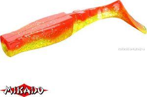 """Виброхвост Mikado Fishunter 2 """"съедобная резина"""" 7.5 см. /цвет:  356  уп.=5 шт."""