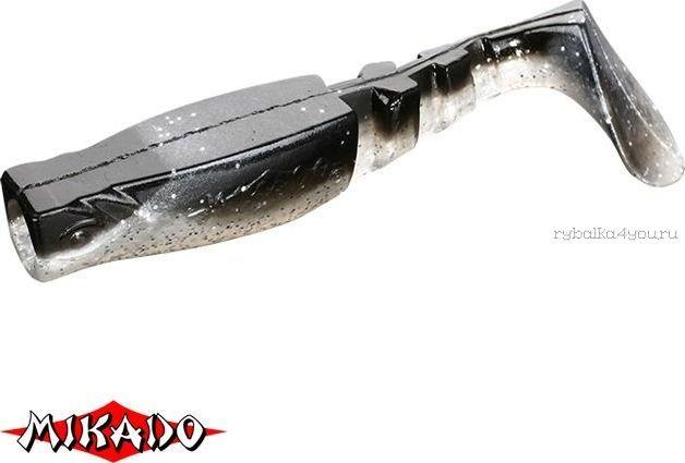 Купить Виброхвост Mikado Fishunter 2 съедобная резина 7.5 см. /цвет: 357 уп.=5 шт.