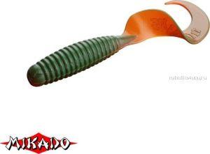 Твистер Mikado Twister 71 мм. /цвет:  23  уп.=5 шт.