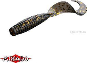 Твистер Mikado Twister 71 мм. /цвет:  92  уп.=5 шт.