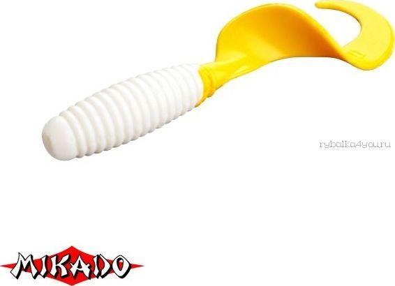 Купить Твистер Mikado Twister 38 мм. /цвет: 07T уп.=10 шт.