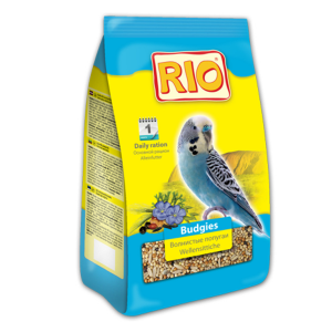 Корм Рио для волнистых попугаев 500гр