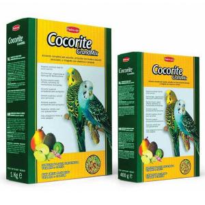 Корм Padovan GRANDMIX Cocorite для волнистых попугаев 400гр