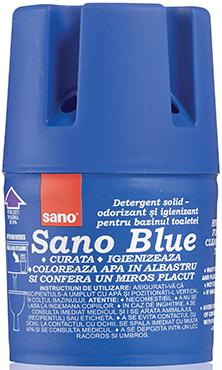 Sano Blue Гигиеническое мыло для сливного бака 150 г