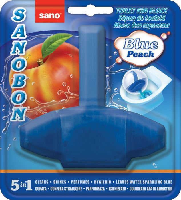 Sano Sanobon Blue Peach подвеска для унитаза