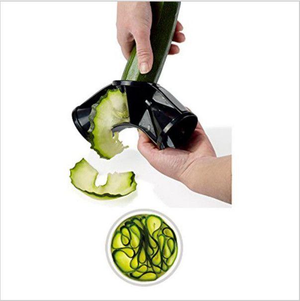 Тройная спиральная овощерезка Multi-Function Slicer
