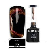 Bluesky (Блюскай) Magic Cat Eye 05 гель-лак кошачий глаз, 10 мл