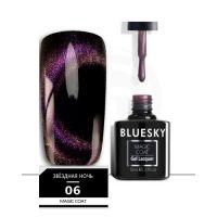 Bluesky/Блюскай Magic Cat Eye 06 гель-лак кошачий глаз, 10 мл