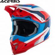 Мотошлем Acerbis Profile 4, Сине-красный
