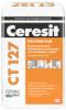 Шпатлевка Финишная Полимерная Ceresit CT 127 25 кг для Внутренних Работ Белая