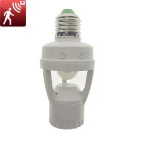 Умный патрон для лампочек с датчиком движения E27