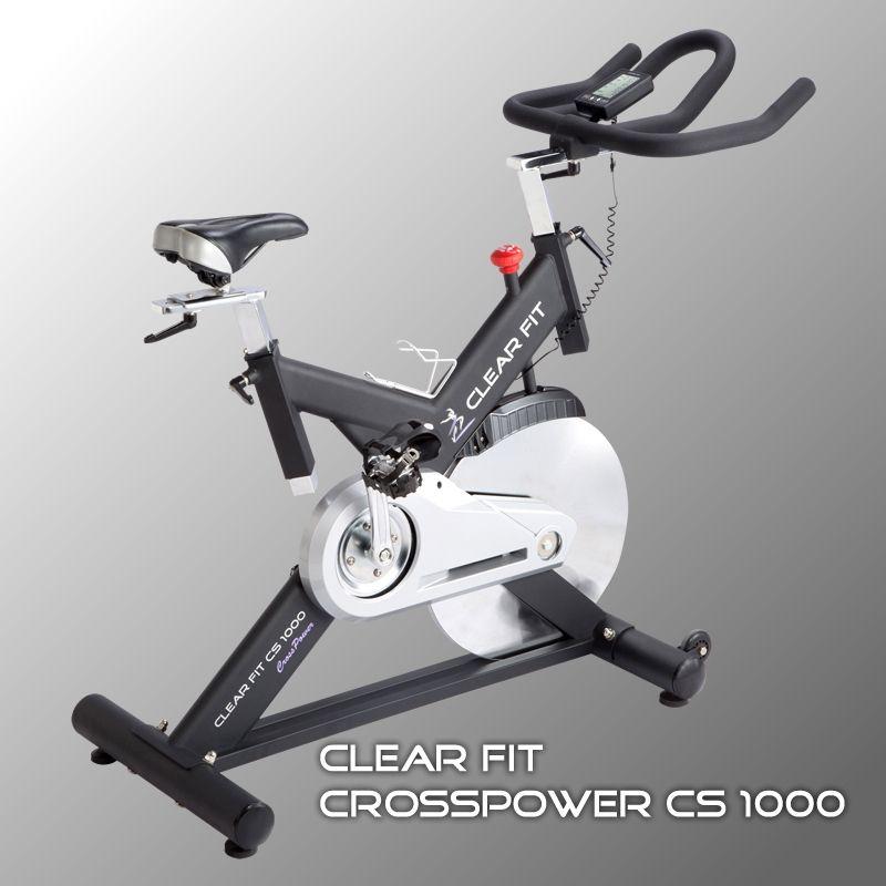 Велотренажер Clear Fit CrossPower CS 1000