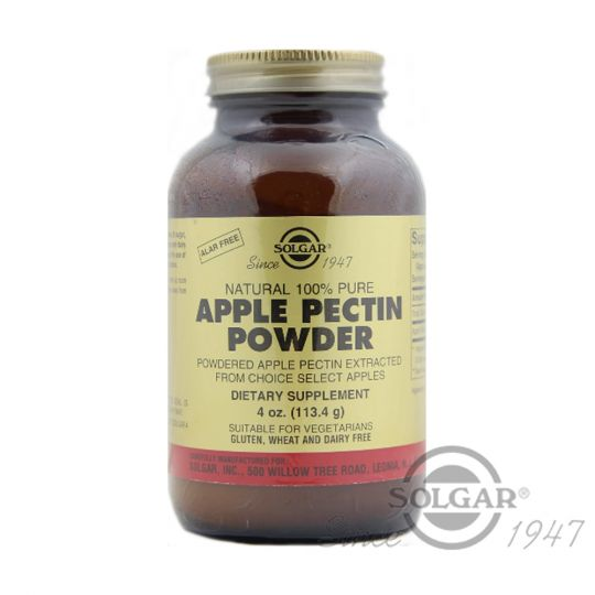 Яблочный пектин в порошке, 113 гр