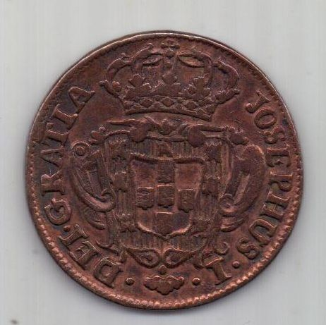 10 рейс 1764 г. AUNC Португалия