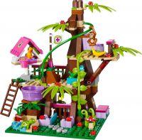Домик на дереве в Джунглях 41059