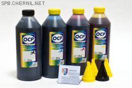 Комплект чернил OCP для HP #650/651/662/678 SAFE SET (BKP 35, С/M/Y 149), 1 kg x4