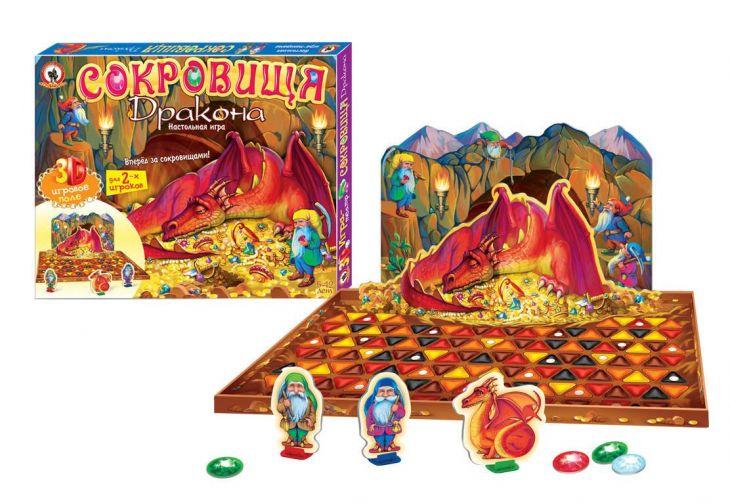 Игра Сокровища дракона