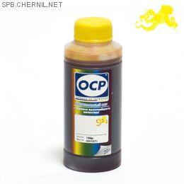 Чернила ОСР 163 Y для картриджей HP#123, 100 g