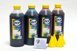 Комплект чернил OCP для HP #123 (BKP 225, С/M/Y 163), 1 kg x4