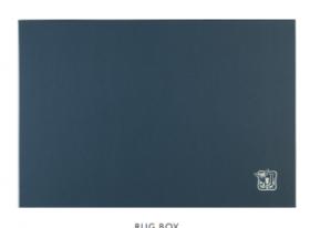Короб для  кашемировой  шали или  экстрабольшого шарфа Johnstons of Elgin 38x56x6 см