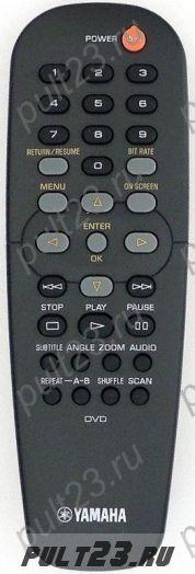 YAMAHA RC19133004, DVD-S520, DV-S5450