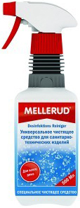 Mellerud Универсальное чистящее и дезинфицирующее средство санитарно-технических изделий 500 мл