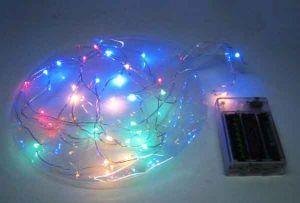 Шарик светодиодный на батарейках