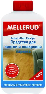 Mellerud Средство для очистки и полировки паркета и деревянного пола 1 л