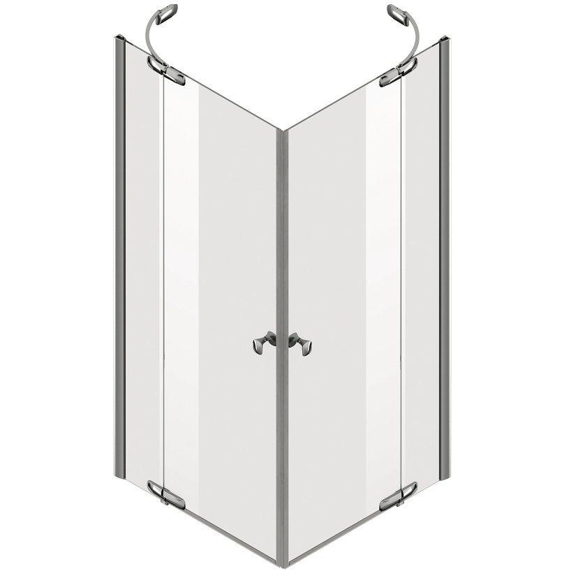 Прямоугольный душевой уголок Am.Pm Sensation с двойной дверью ФОТО