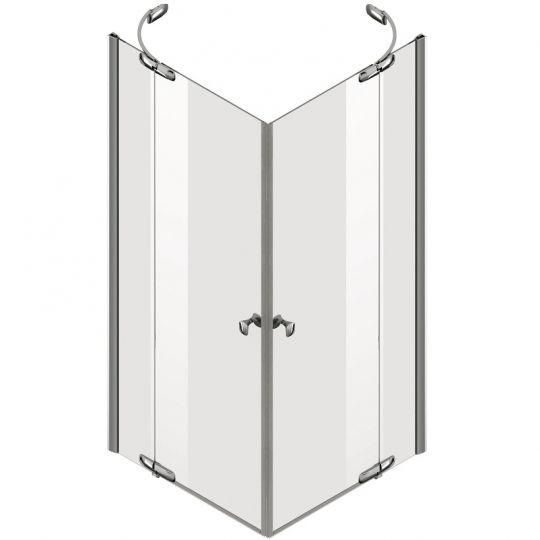 Am.Pm Sensation В угол, с двойной дверью