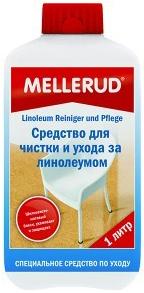 Mellerud Средство для чистки и ухода за линолеумом 1 л