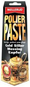 Mellerud Полировочная паста для золота, серебра, латуни и меди 150 мл