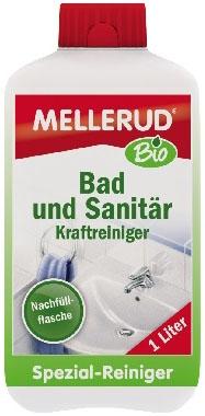 Mellerud Средство для чистки сильных загрязнений ванны и санузла Bio 1 л