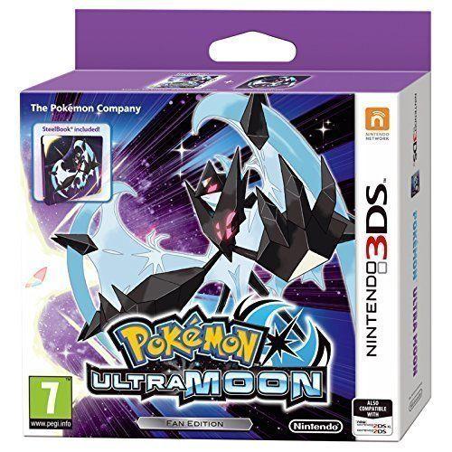 Игра Pokemon Ultra Moon Ограниченное издание (Nintendo 3DS)