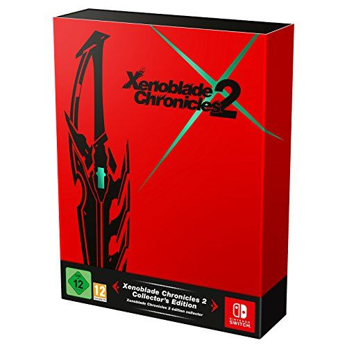Игра Xenoblade Chronicles 2 Collector's Edition (Nintendo Switch)