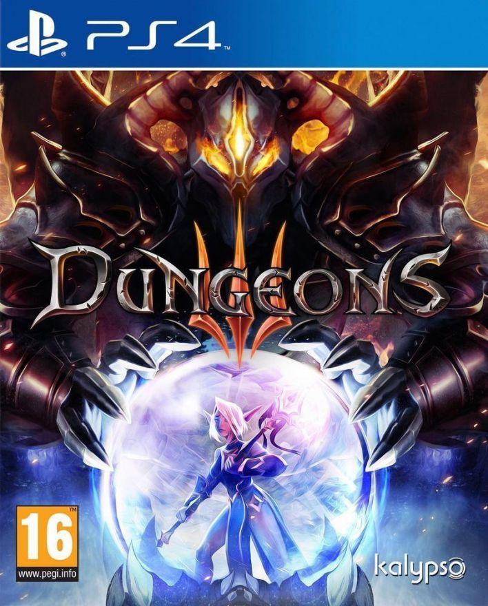 Игра Dungeons 3 (PS4)