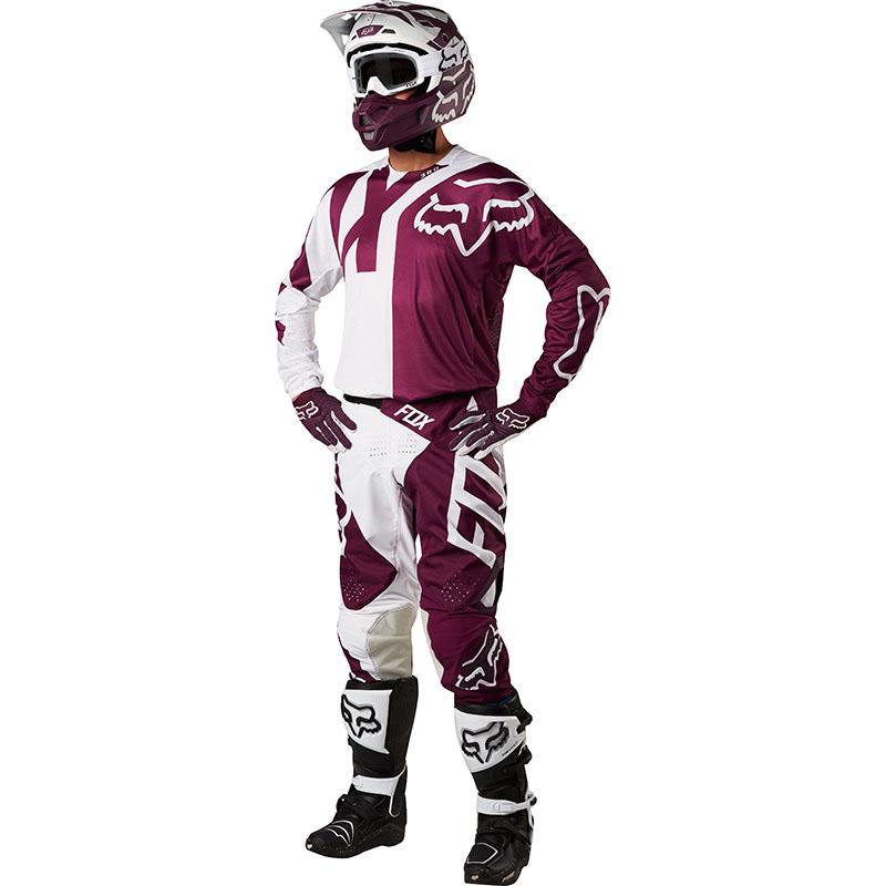 Fox - 2018 360 Preme Purple комплект джерси и штаны, фиолетовый