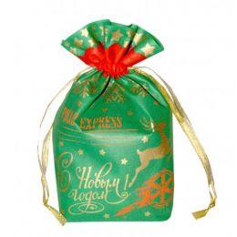 Мешок для подарка 25*35 см 1000 г