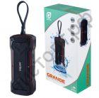"""Колонка универс.с радио Perfeo """"GRANDE"""" Bluetooth FM, MP3 microSD, AUX, мощность 10Вт, 2000mAh, черная PF_5207"""
