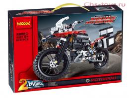 Конструктор Decool Technic Приключения на BMW 3369В (Аналог LEGO Technic 42063) 603 дет