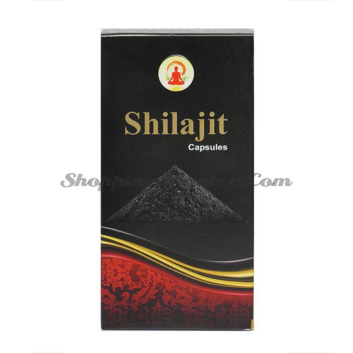 Шиладжит (мумие) для укрепления организма Джайн Аюрведик | Jain Ayurvedic Shilajeet Capsules