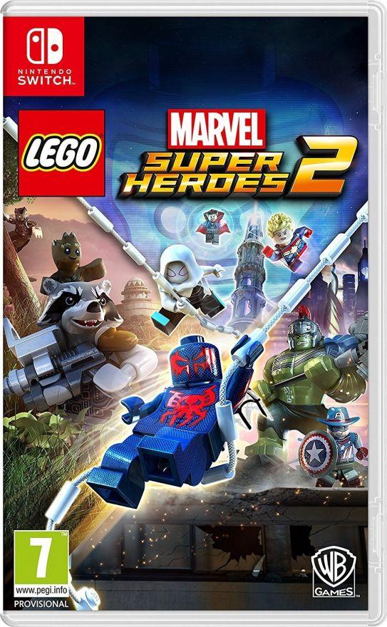 Игра Lego Marvel Super Heroes 2 (Nintendo Switch)