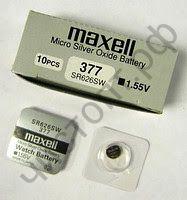MAXELL SR626SW 1BL 377 G04 (10)