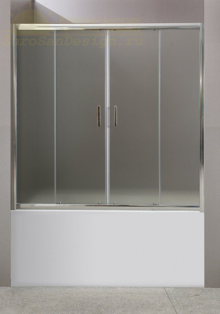 Шторка для ванной Belbagno Uno VF 2 ФОТО