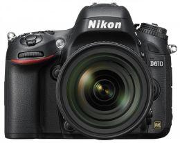 Nikon D610 kit 18-105 VR
